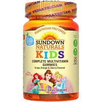 Print a coupon for $1 off any Sundown Naturals Kids Gummy Vitamin product