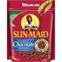 Sun-Maid coupon - Click here to redeem
