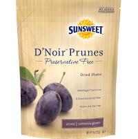 Print a coupon for $1 off Sunsweet D'Noir Prunes