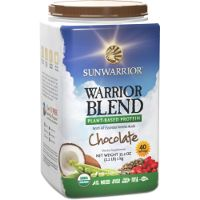 Print a coupon for $3 off any Sunwarrior Supplements Warrior Blend, Classic or Classic Plus Protein Powder