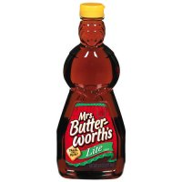 Save 75 cents on Mrs. Butterworth's syrup