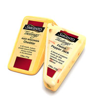 Save $1 on any two Sargento Tastings Cheeses