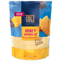 Print a coupon for $1.50 off one bag of Tate + Lyle Honey Granules