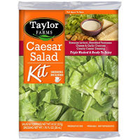 Print a coupon for $1 off any Taylor Farms Shred Cutz Salad Kit