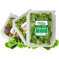 Print a coupon for $1 off any Taylor Farms Organic Salad product