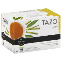 Save $1.50 on any Tazo Tea K-Cup Pack
