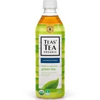 Print a coupon for $1 off obe bottle of Teas Tea Organic