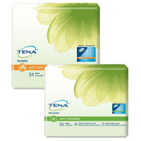 Save $2 on any package of Tena Incontinence Liners or Pads