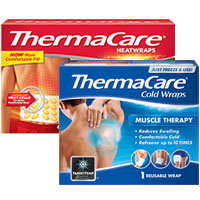 Save $1 on ThermaCare HeatWrap or ColdWrap