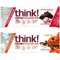 Print a coupon for $1 off a box of thinkThin Protein + Fiber Hot Oatmeal
