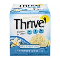 Save $1 on any Thrive Premium Ice Cream - Plus boost your coupon for additional savings