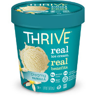 Thrive Ice Cream coupon - Click here to redeem