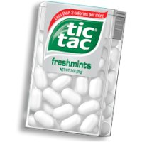 Save 75 cents on a Multi-Pack of Tic Tac mints