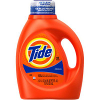 Save $1 on one bottle of Tide Detergent, 69oz. - 75oz.