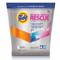 Print a coupon for $1.50 off one bag of Tide Rescue