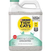 Print a coupon for $1 off one package of Tide Cats Clumping Cat Litter
