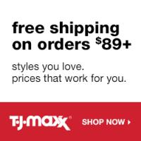 Get free shipping on orders of $89+ from TJ Maxx - Styles you love, prices that work for you
