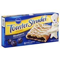 Save $0.50 on any box of Pillsbury Toaster Strudels, Pancakes or Toaster Scrambles Pastries