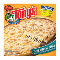 Save $0.75 on any two Tony's Pizzas, 14.14 oz or larger