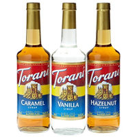 Print a coupon for $1 off any Torani Flavored Syrup