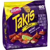 Print a coupon for $1.25 off one Totino's Takis Fuego flavor Mini Snack Bites product