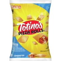 Print a coupon for $1 off one box of Totino's Pizza Rolls Snacks