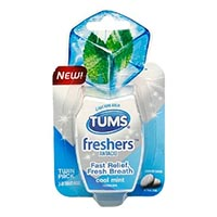 Save $1.50 on Tums Chewy Delights or Tums Freshers