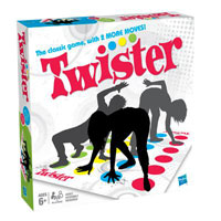 Save $4 on any Twister or Twister Moves game from Hasbro
