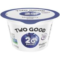 Print a coupon for $0.50 off one 5.3 ounce cup of Two Good Greek Yogurts by Dannon