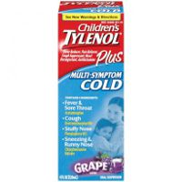 Print a coupon for $1 off any Children's Tylenol Cold + Flu product
