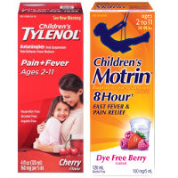 Print a coupon for $1.50 off one Children's Tylenol Dissolve Packs or Motrin product