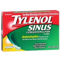 Save $1 on a Tylenol Sinus product