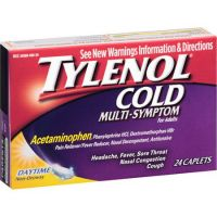 Save $3 on two packages of Tylenol Cold or Tylenol Sinus