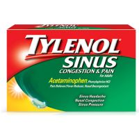 Save $1 on Tylenol Cold or Sinus product