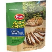 Save $0.75 on any Tyson Grilled and Ready Refrigerated Product