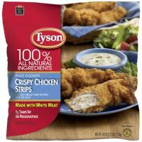 Save $1 on a bag of Tyson Chicken Nuggets
