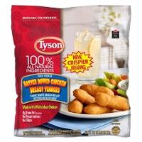 Save $0.75 on a bag of Tyson Chicken Nuggets