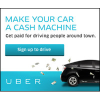 Become an Uber Driver and Make Your Car A Cash Machine On Your Own Schedule