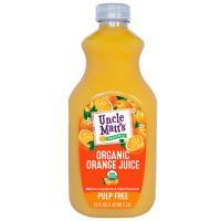 Print a coupon for $1 off one bottle of Uncle Matt's Organic Juice