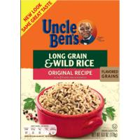 Save $1 on two boxes of Uncle Ben's Flavored Grains Rice product