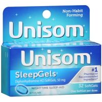 Print a coupon for $2 off one Unisom Sleep Aid product