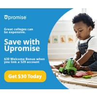 Save on college - Receive a $5.29 bonus when you sign up for a free Upromise account