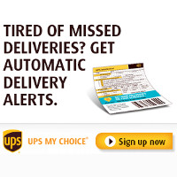 Get Home Delivery On Your Schedule. Sign up for UPS My Choice - it's free and easy