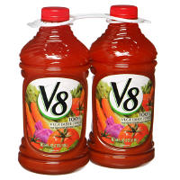 Save $1 on any two V8 100% Vegetable Juice drinks