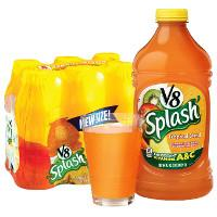 Print a coupon for $1 off two V8 Splash products