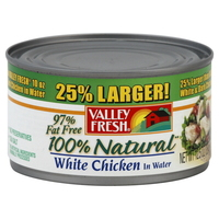 Save $1 on any two Valley Fresh Products