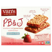 Print a coupon for $1.50 off two Van's Food products