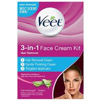 Print a coupon for $1.50 off any Veet Face Cream product
