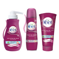Print a coupon for $1 off any Veet product