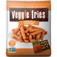 Veggie Fries coupon - Click here to redeem